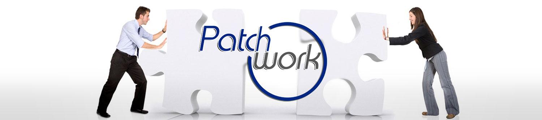 Patchwork Personal - Banner Bild