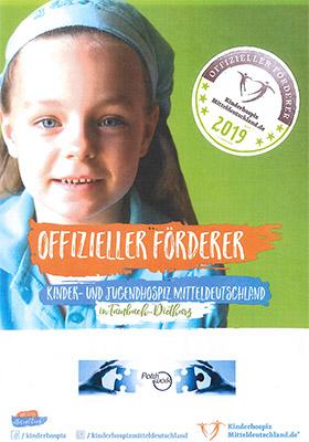 Vorschau - Förderung Kinderhospiz